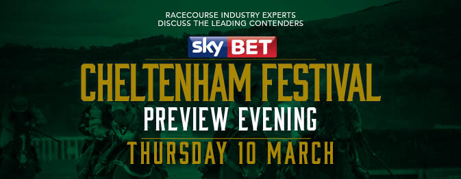 J6685 DON Cheltenham Preview Evening 2016_Digital_Web Hero