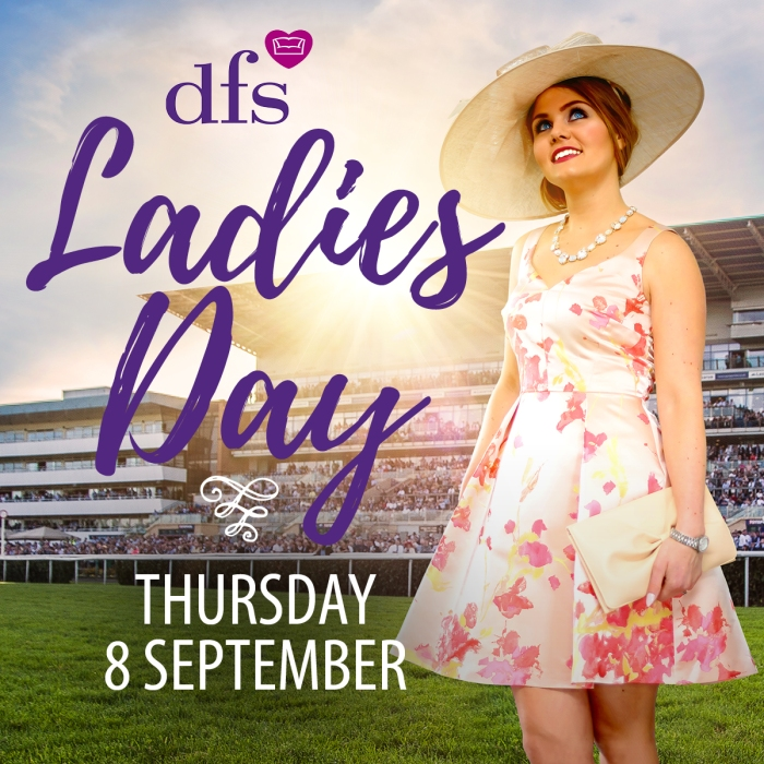 J6637-B DON St. Leger Ladies Day - FB Post