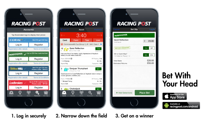 Racing Post Betting Application - image 11